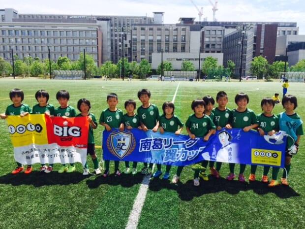 5月24日翼CUP 準優勝:大森FC