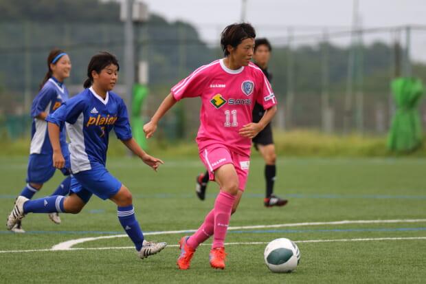 2ゴールのFW松田