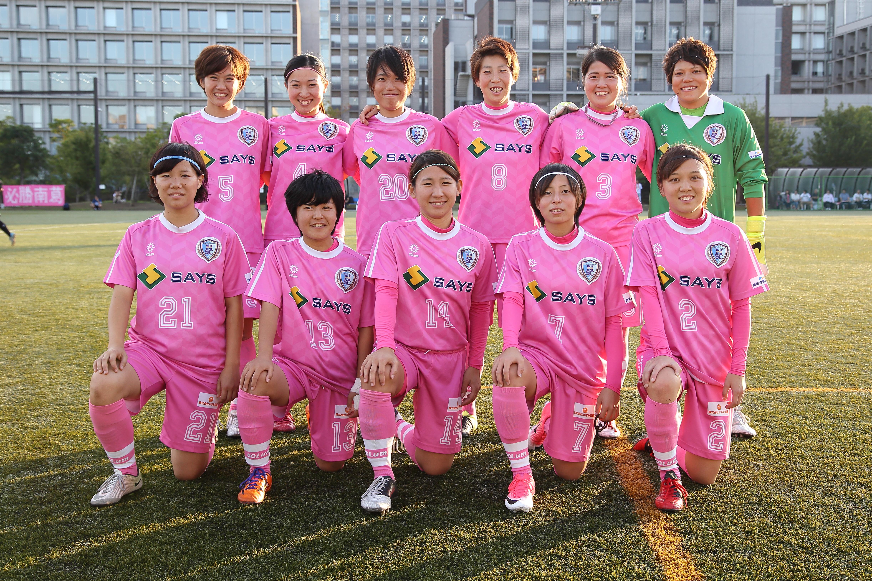 東京アルテミスSC戦スターティングメンバー