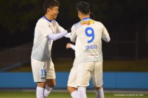 安田ゴール後2