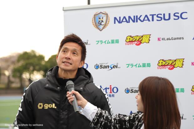 福西監督インタビュー